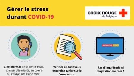Gérer le Stress durant COVID-19