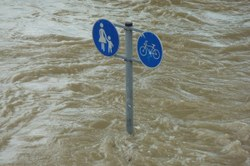 Inondations : Restez chez vous !