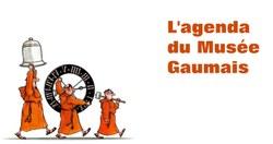 L'agenda des activités du Musée gaumais