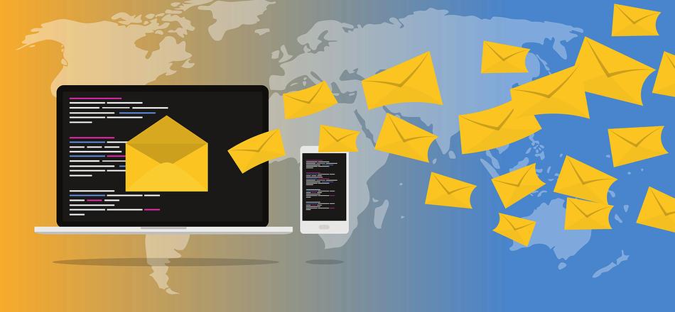 Mail frauduleux - arnaque au colis en attente