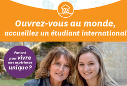 Programmes d'Echanges Interculturels - recherche de familles d'accueil bénévoles