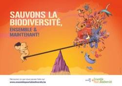 Sauvons la biodiversité
