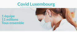 Site internet CovidLuxembourg
