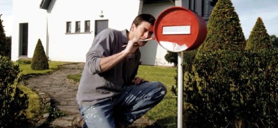 Autocollants STOP PUB