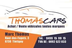 Thomas Cars