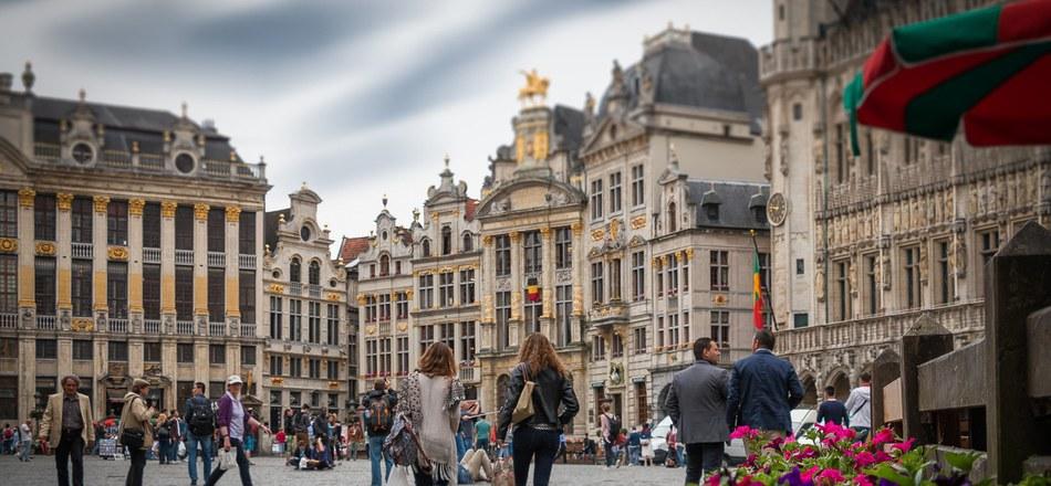 Activité aînés : Excursion - Serres de Laeken & Grand-Place de Bruxelles