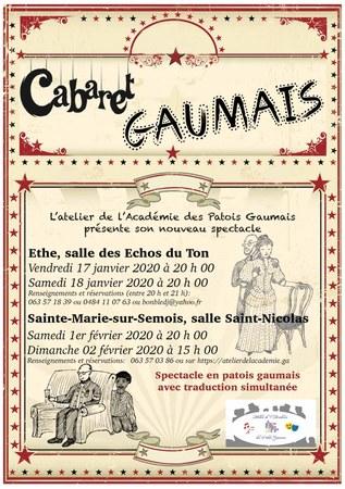 Cabaret Gaumais