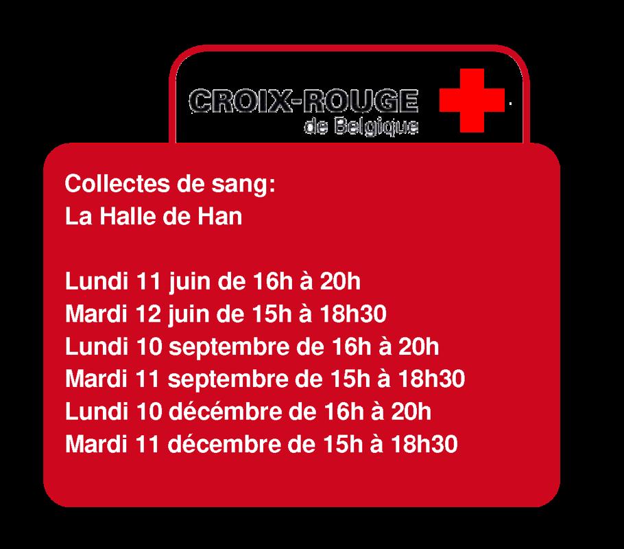 collectes de sang