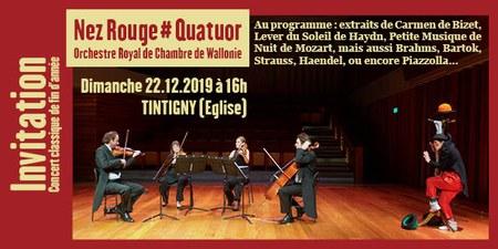 Concert classique de fin d'année
