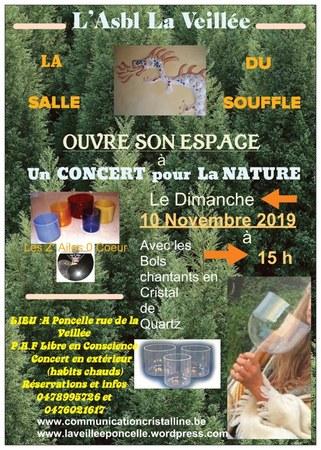 Concert pour la nature