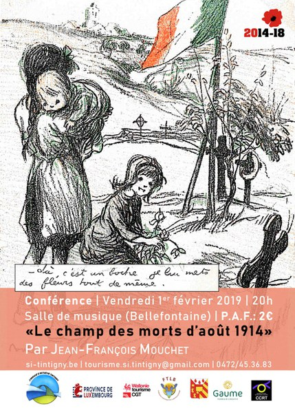 conférence   blanche