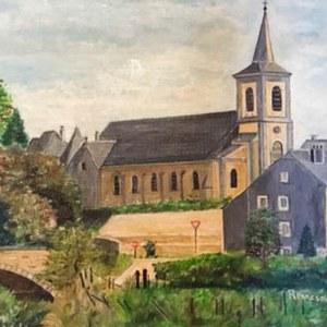 Exposition des œuvres de Pierre Rennesson