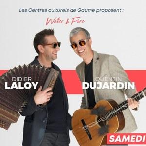 FACEBOOK Live avec Quentin DUJARDIN & Didier LALOY