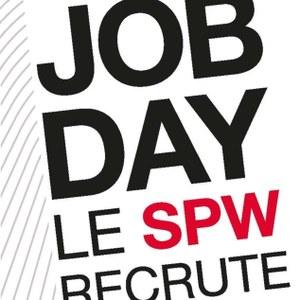 JobDay du 5 octobre, le Service public de Wallonie (SPW) recrute !