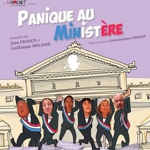 Le Nochet au CCRT : Panique au Ministère