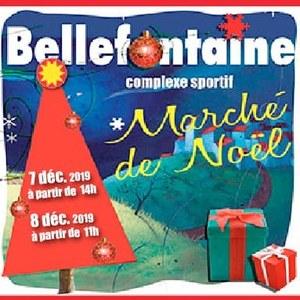 Marché de Noël de Bellefontaine