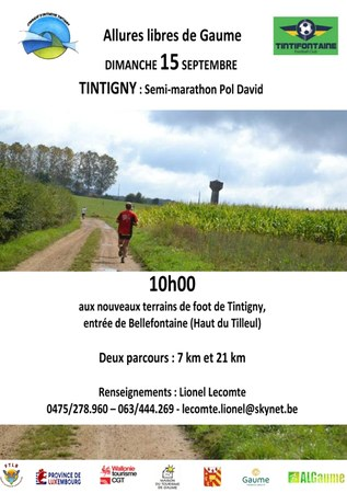 Semi-marathon Pol-David