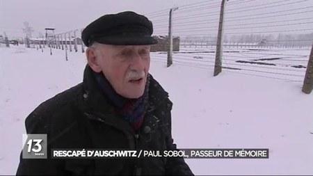 WEBINAIRES DE LA FONDATION MERCi - M. Paul Sobol,  survivant de la déportation