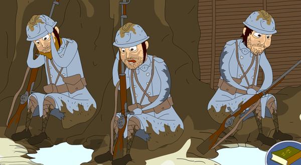 premiere guerre
